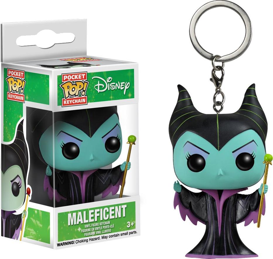 Breloc Funko Pop: Maleficent