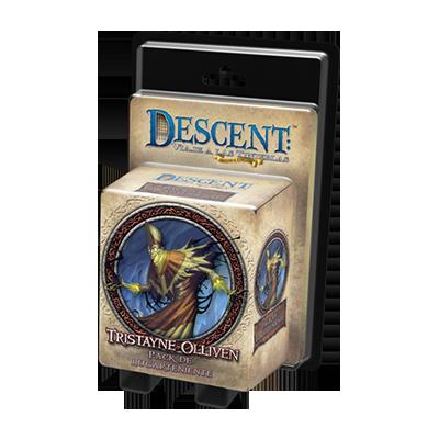 Descent: Journeys in the Dark (ediţia a doua) – Tristayne Olliven Lieutenant Pack