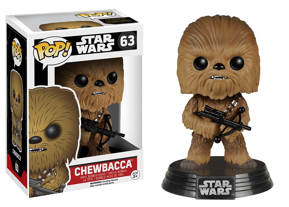 Funko Pop: Star Wars - Chewbacca Force Awakens