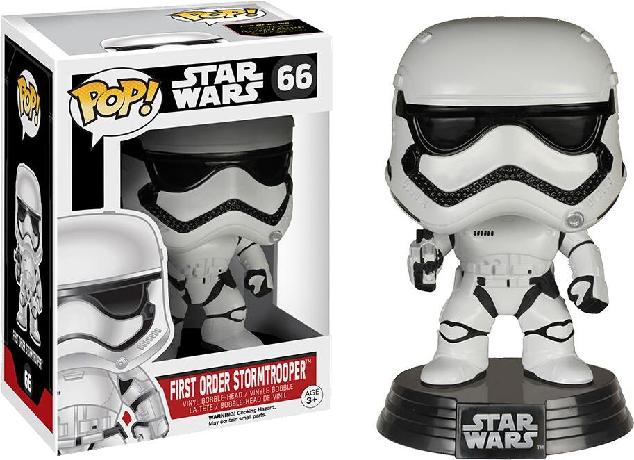 Funko Pop: Star Wars - First Order Stormtrooper