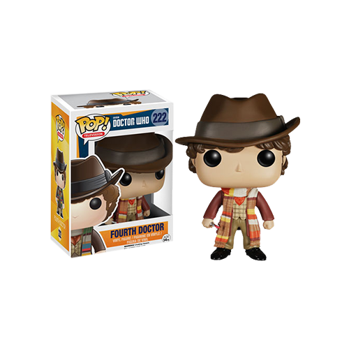 Funko Pop: Doctor Who - Fourth Doctor