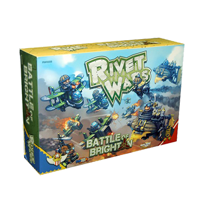 Rivet Wars: Battle of Brighton