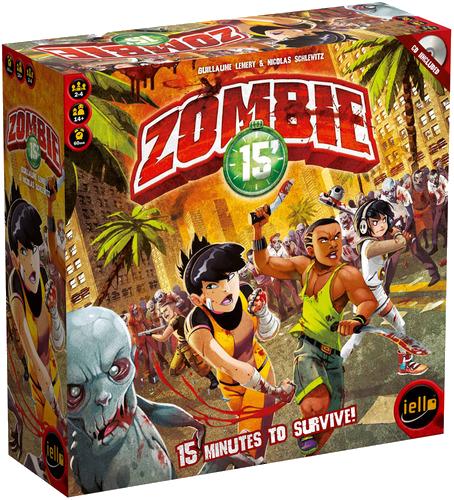 Zombie 15' imagine