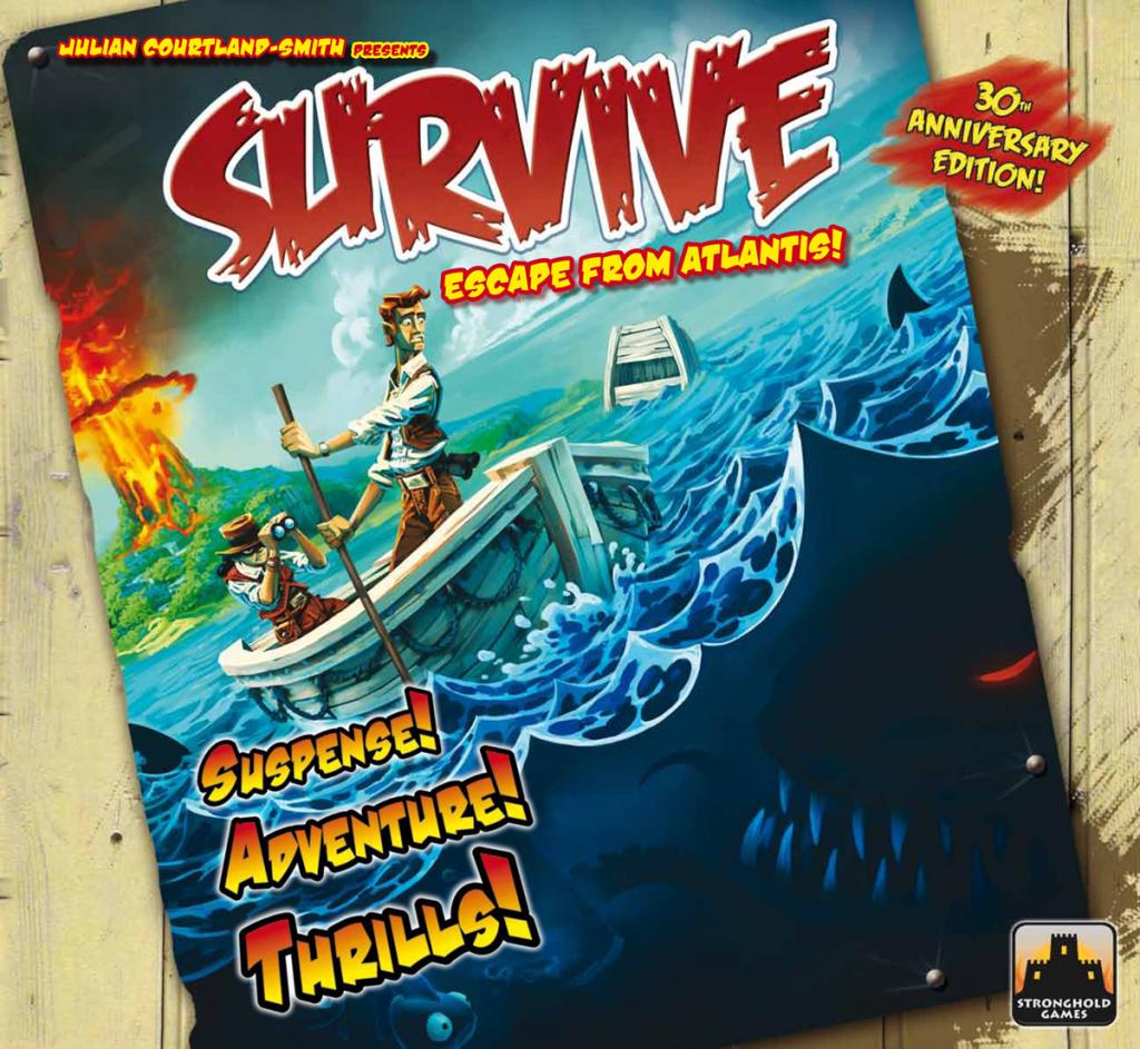 Survive: Escape from Atlantis! (ediţia aniversară)