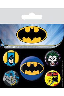 Pin Badges - Batman imagine