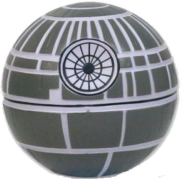 Anti-Stress Figure - Death Star imagine