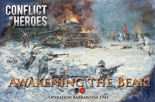 Conflict of Heroes: Awakening the Bear! (ediția a doua)