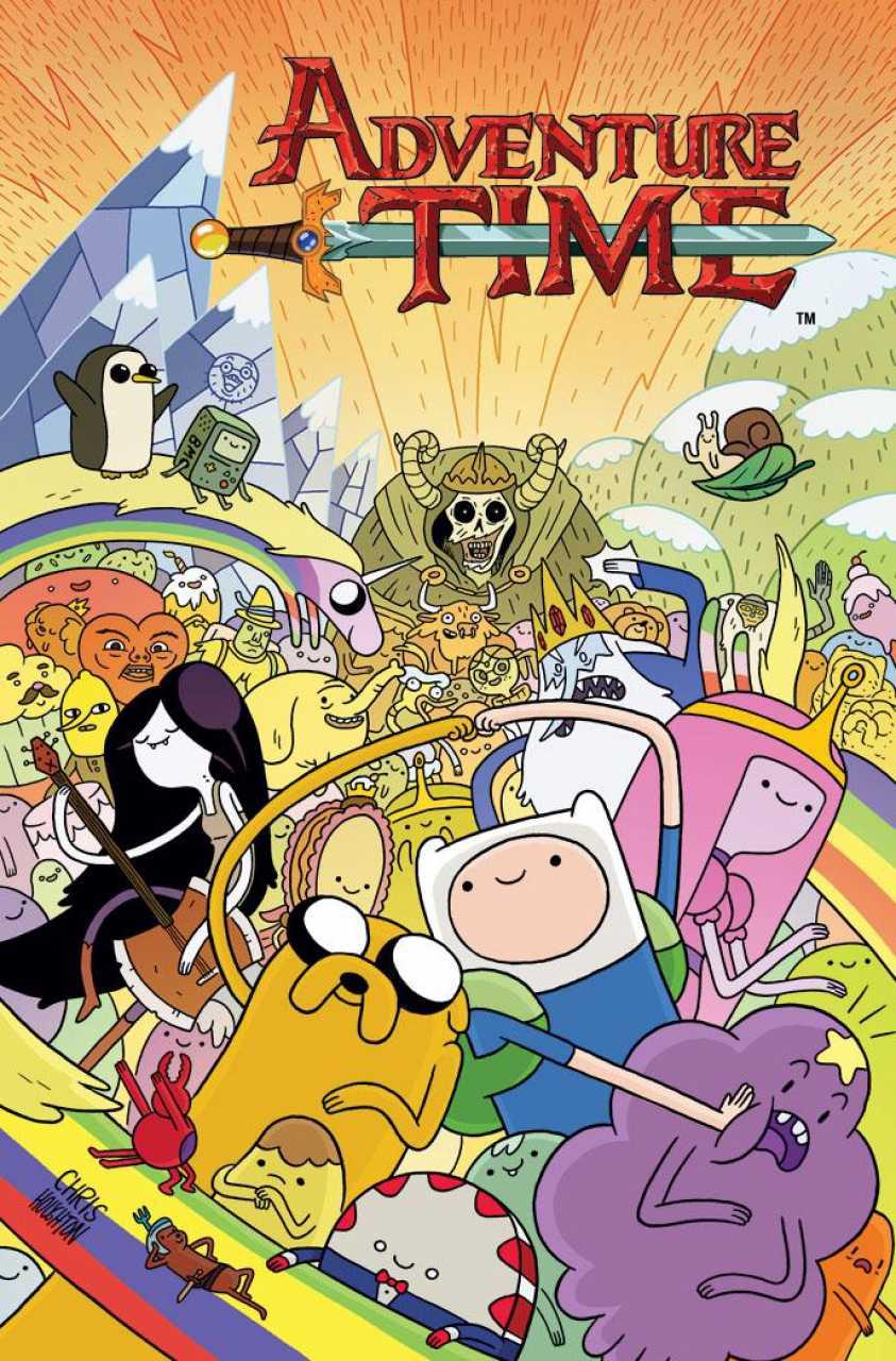 Adventure Time TP Vol 01 imagine