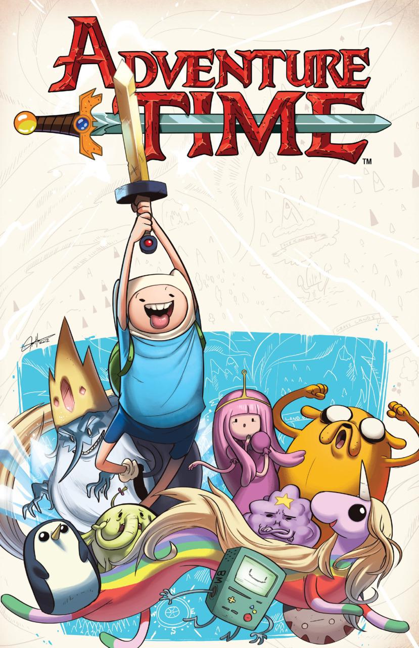 Adventure Time TP Vol 03 imagine