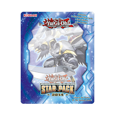 Yu-Gi-Oh!: Star Pack 2014 Beginner's Kit imagine