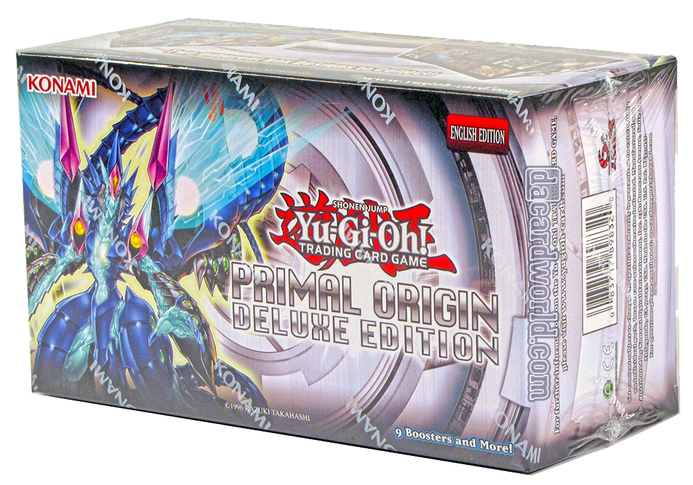 Yu-Gi-Oh!: Primal Origin Deluxe Edition imagine