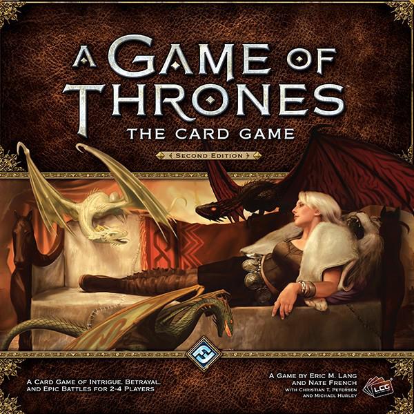 A Game of Thrones: The Card Game (ediţia a doua) imagine