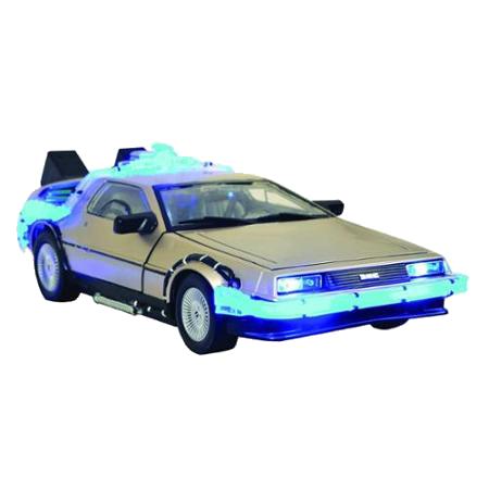 Back to the Future: Time Machine Mark I Car imagine