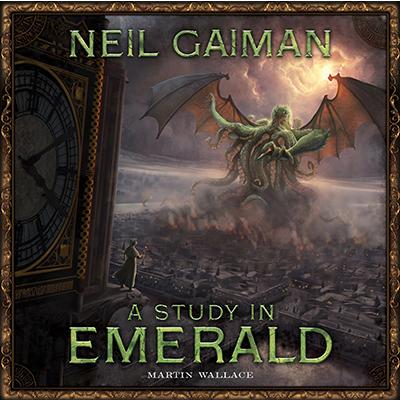 A Study in Emerald (ediția a doua) imagine