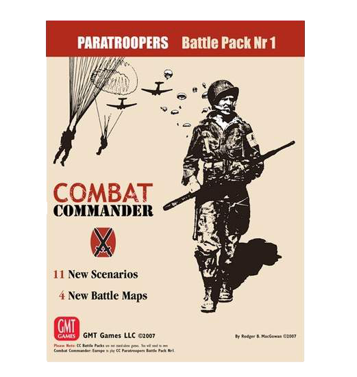 Combat Commander: Battle Pack 1 – Paratroopers