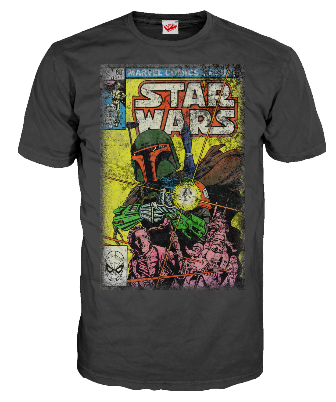 Star Wars - Boba Fett Comic Cover S imagine