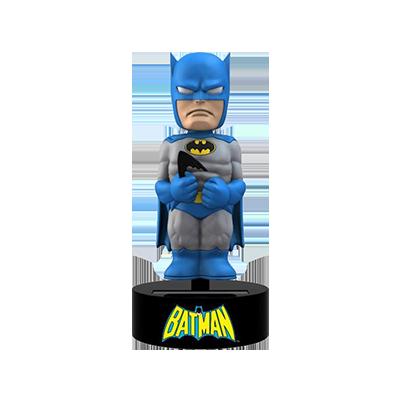 Batman Solar Powered Body Knocker imagine