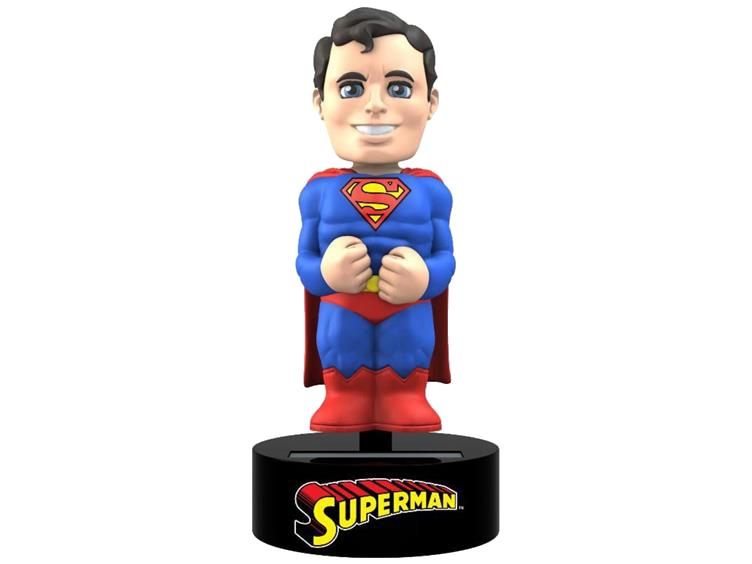 Superman Solar Powered Body Knocker