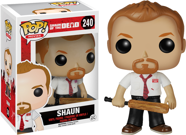 Funko Pop: Shaun of the Dead - Shaun