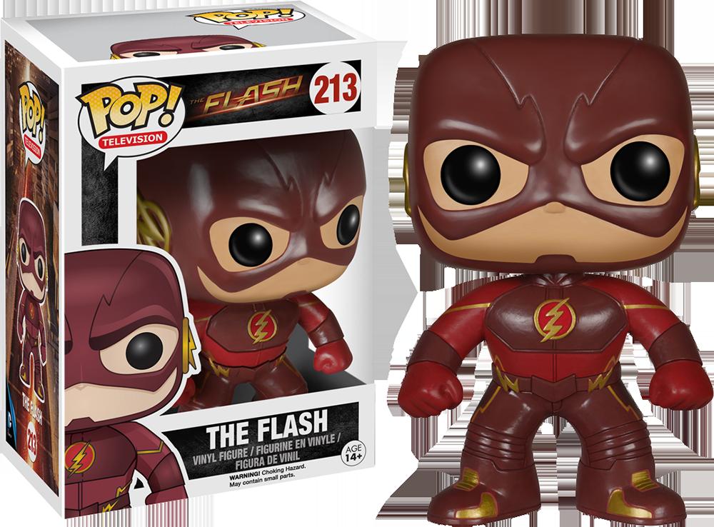 Funko Pop: Flash - Flash TV Series