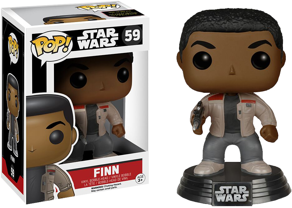 Funko Pop: Star Wars - Finn (Force Awakens)