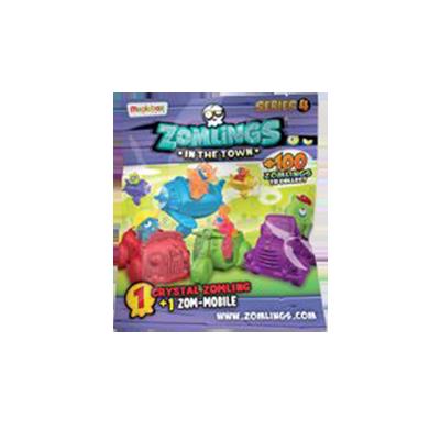 Zomlings - Series 4 Pack Zom-mobile imagine