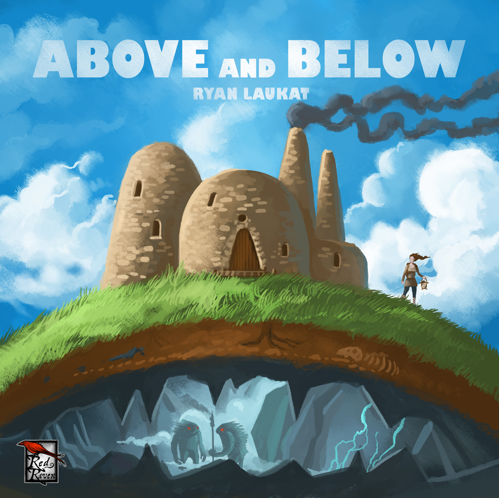 Above and Below imagine