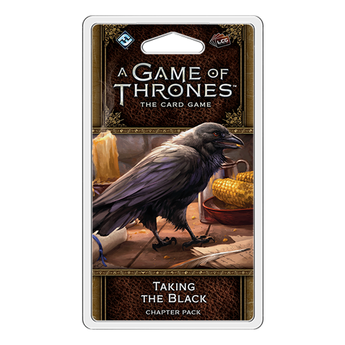 A Game of Thrones: The Card Game (ediția a doua) – Taking the Black imagine
