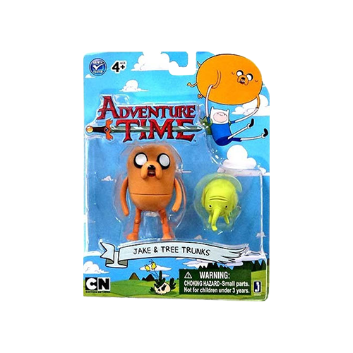 Adventure Time: Jake & Tree Trunks Action Figure imagine