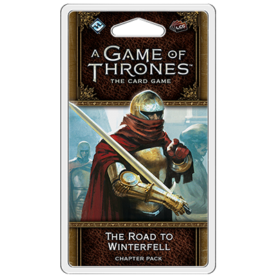 A Game of Thrones: The Card Game (ediția a doua) – The Road to Winterfell imagine