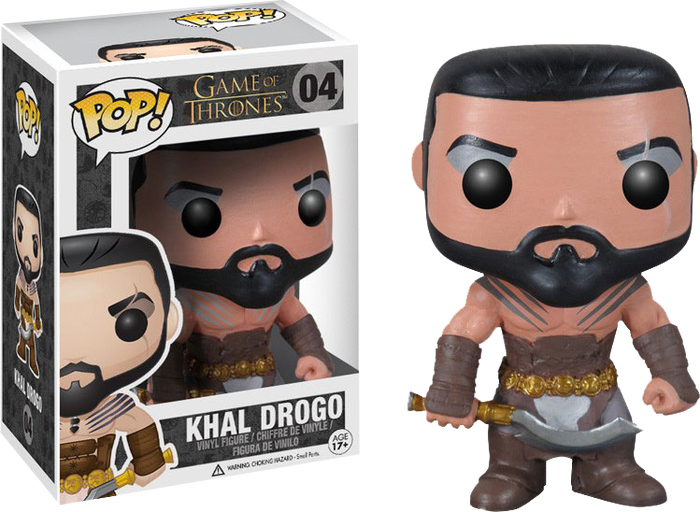 Funko Pop: Game of Thrones - Khal Drogo