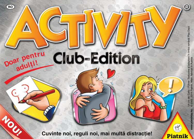 Activity: Club Edition imagine