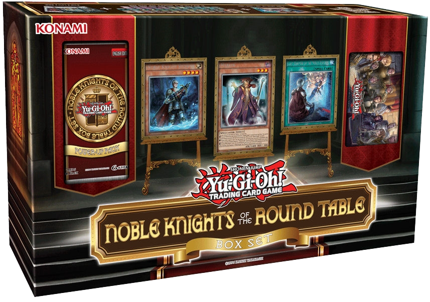 Yu-Gi-Oh!: Noble Knights of the Round Table imagine