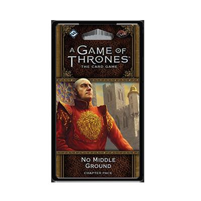 A Game of Thrones: The Card Game (ediția a doua) – No Middle Ground imagine