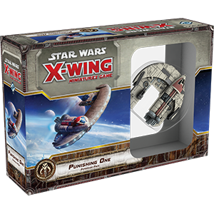 Star Wars: X-Wing Miniatures Game – Punishing One Expansion Pack