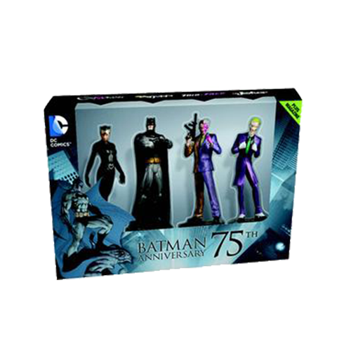 DC Comics Batman 75th Masterpiece Figurine Collection imagine