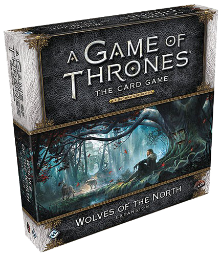 A Game of Thrones: The Card Game – Wolves of the North imagine