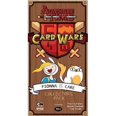 Adventure Time Card Wars: Fionna vs Cake imagine