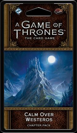 A Game of Thrones: The Card Game (ediția a doua) – Calm over Westeros imagine
