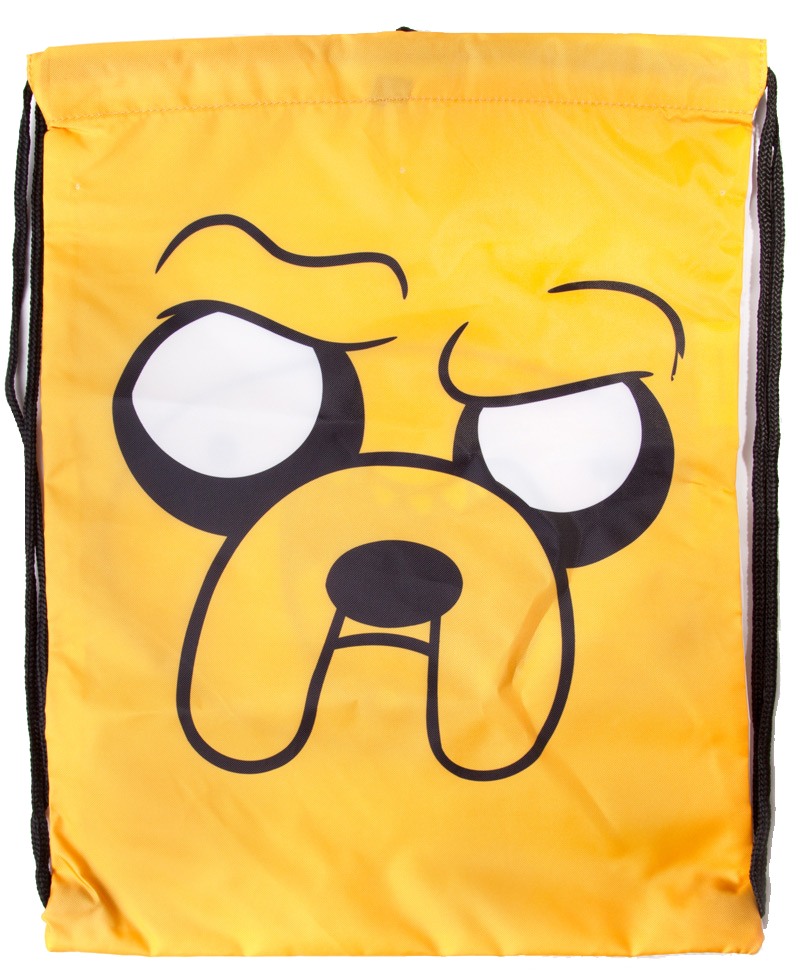 Adventure Time - Reversible Gym Bag: Finn & Jake imagine