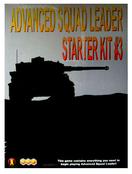 Advanced Squad Leader: Starter Kit 3 imagine
