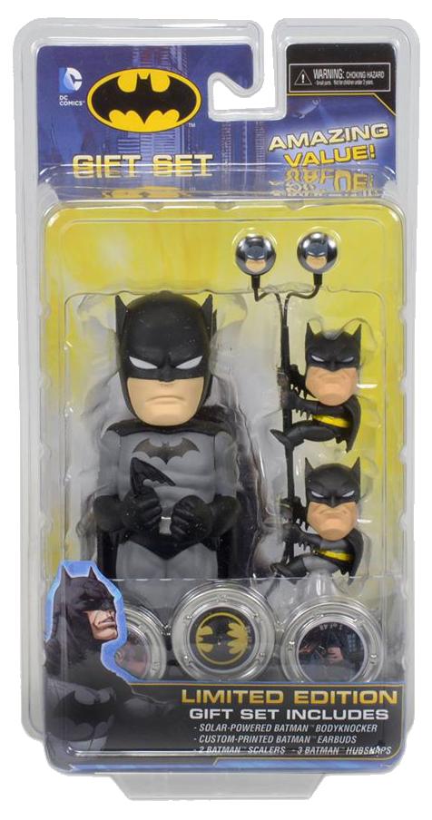 Batman Solar Powered Body Knocker, Scalers și căști personalizate imagine