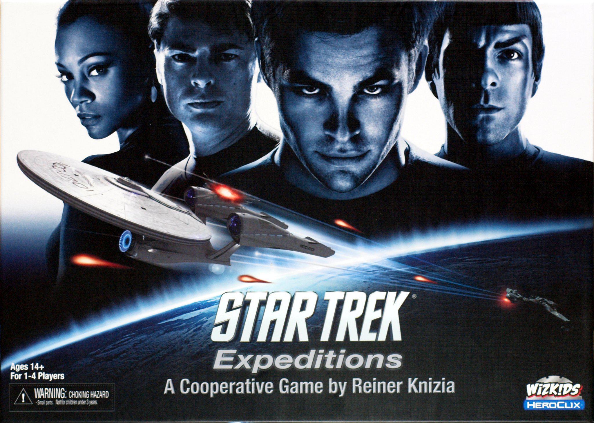 Star Trek: Expeditions imagine