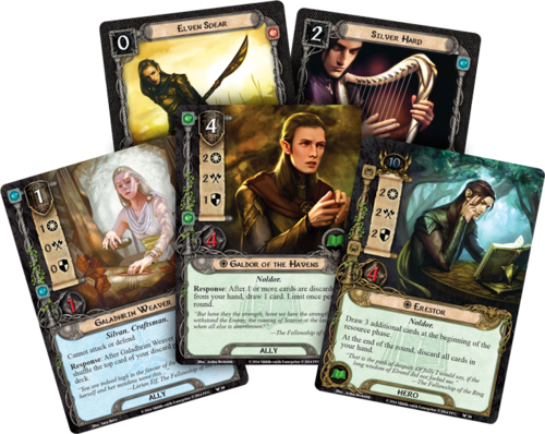 The Lord of the Rings: The Card Game – The Treachery of Rhudaur