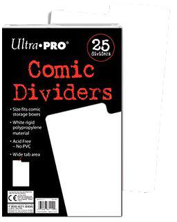 Comic Book Dividers