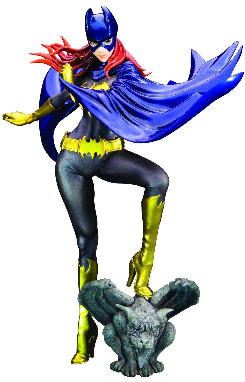 DC Comics: Bishoujo Batgirl imagine