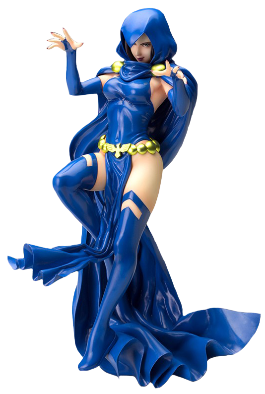 DC Comics: Bishoujo Raven imagine