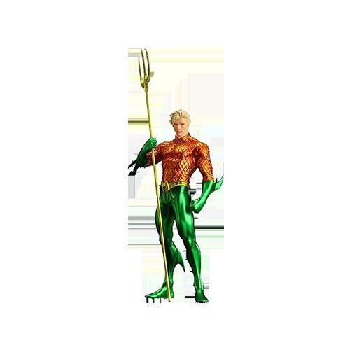 DC Comics: Aquaman Artfx+ Statue New 52 imagine