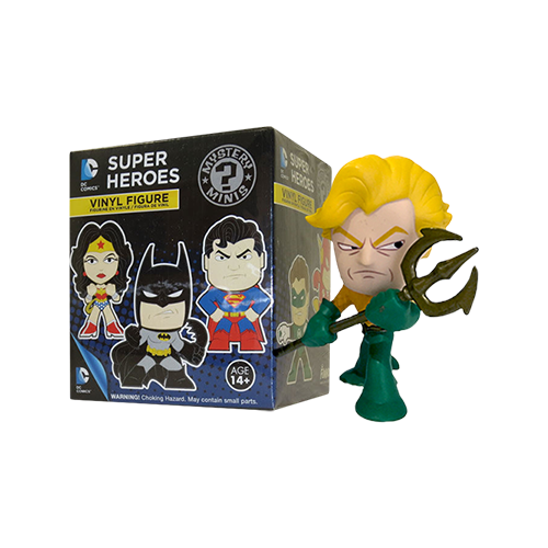Mystery Mini Blind Box: DC Comics Series 2