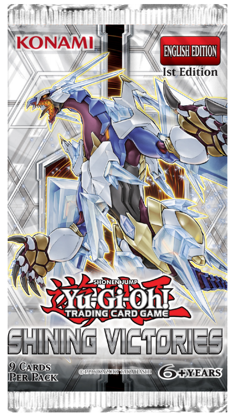 Yu-Gi-Oh!: Shining Victories - Booster Pack imagine